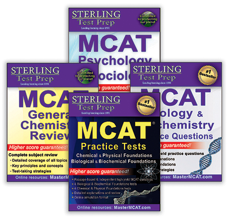 MCAT 2015 books practice tests questions